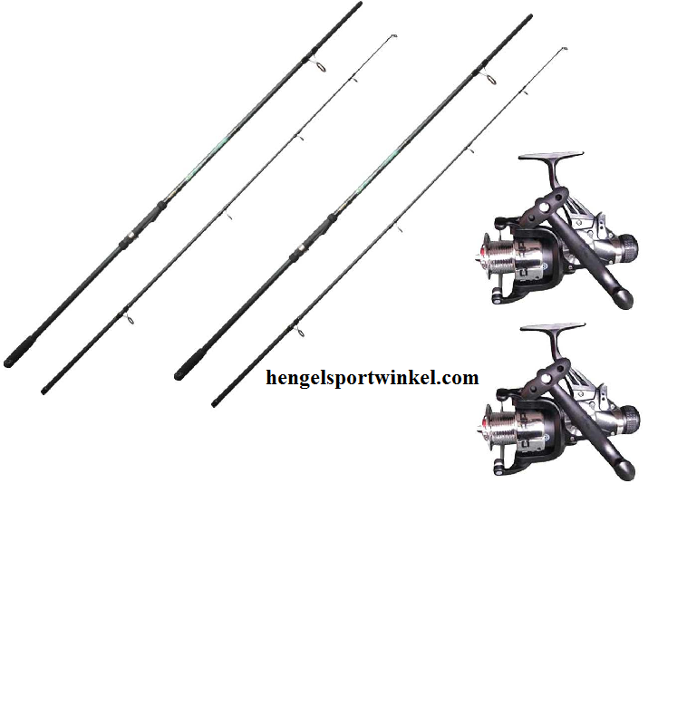 Ron Thompson EVO 2 Carp Set (2 x)
