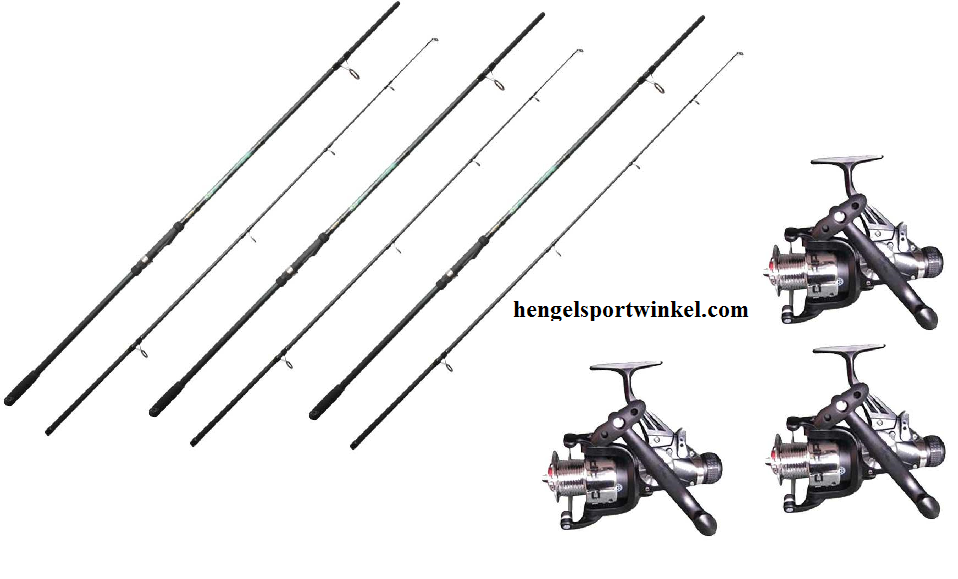 Ron Thompson EVO 2 Carp Set (3 x)