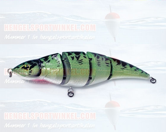 Rozemeijer Fatal Attraction Speckled Green Perch (SGP)