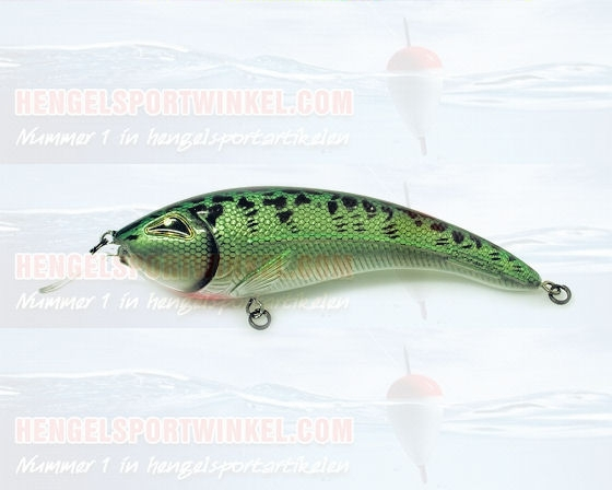 Rozemeijer Tyson Speckled Green Perch (SGP)