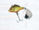 ASP Jigging Spinner Gold/Black