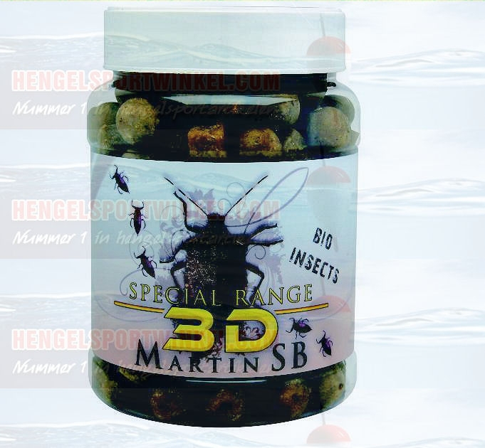 Special Range 3D Bio Insects Boilies