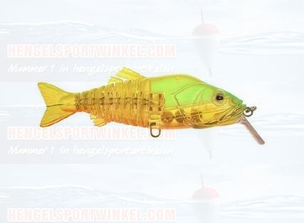 Flex Phantom Tiger Yellow  17 cm.