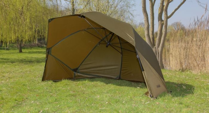Nash H-Gun Oval Brolly