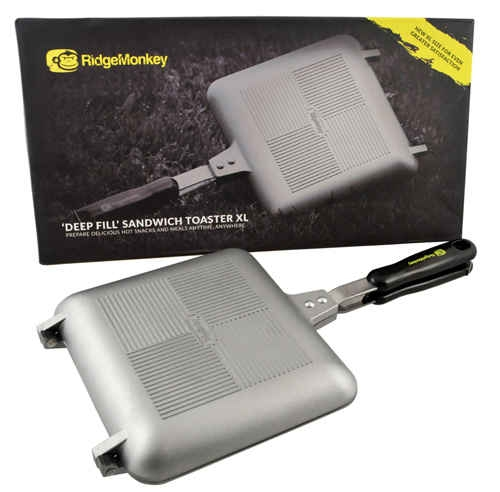 RidgeMonkey Deep Fill Sandwich Toaster XL