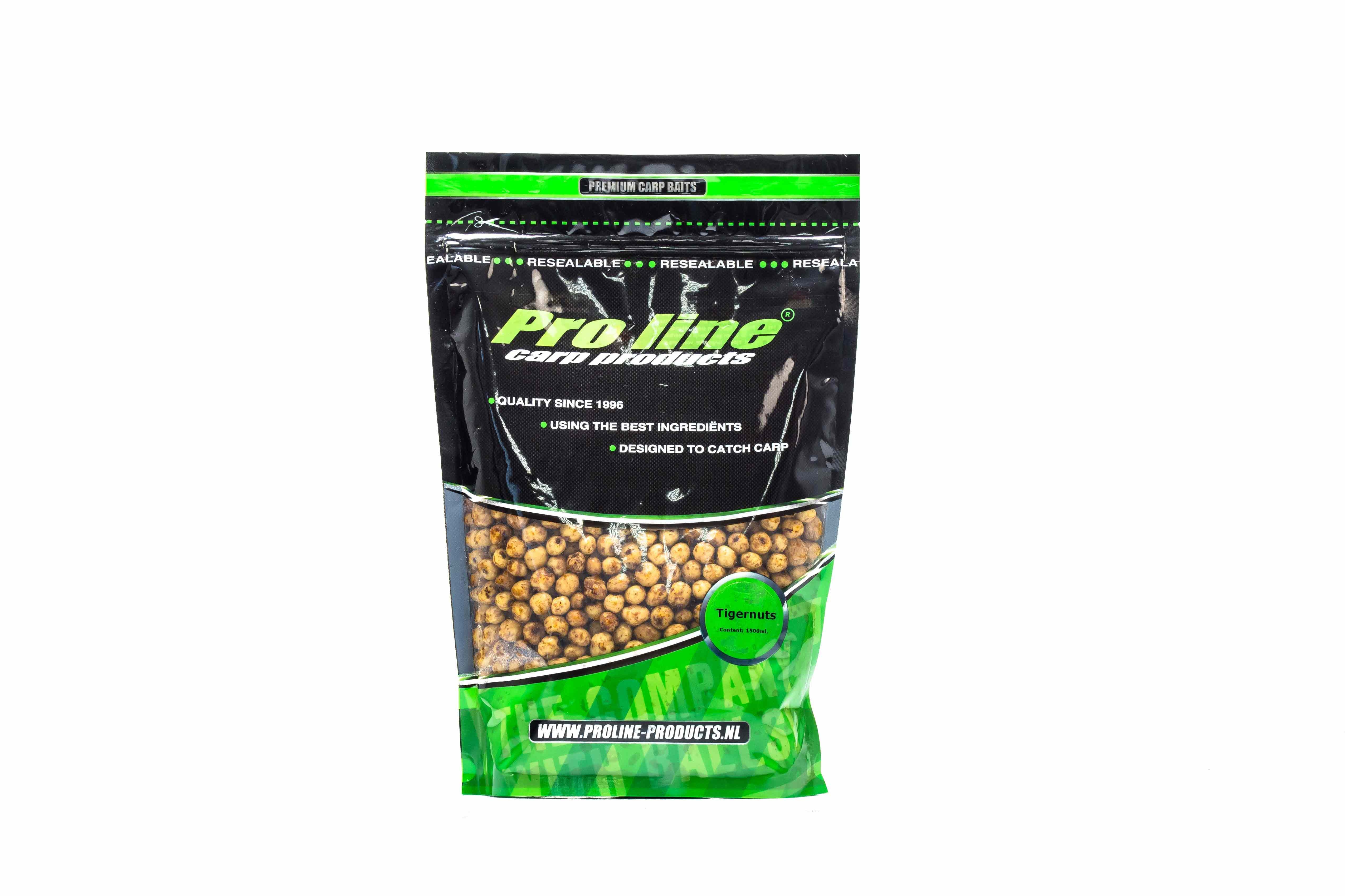 Proline Tigernuts 1500 ml.