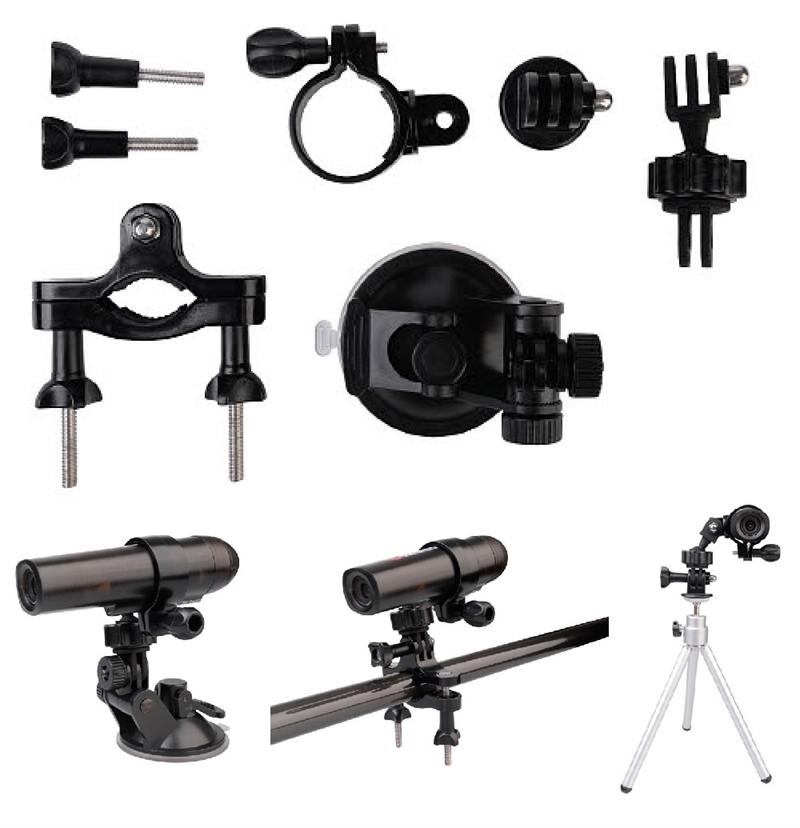 Water Wolf Camera accessoires set