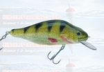Balzer Colonel Monster Barsch 3 cm.