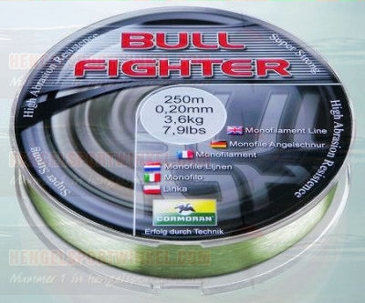 Bull Fighter Monofill 250 meter