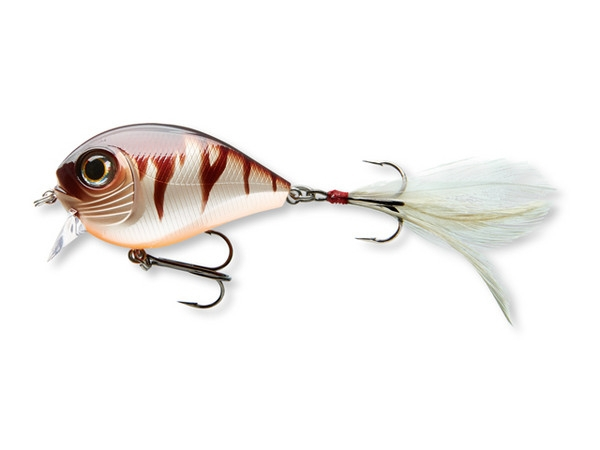 Belly Dog Silver Perch 70 mm.