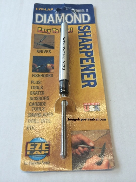Eze-Lap Diamond Hook Sharpener