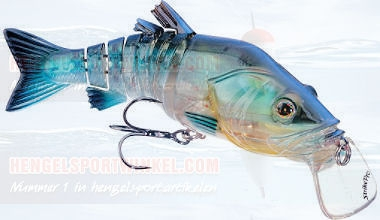 Flex Phantom Tiger Blue  17 cm.