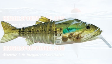 Flex Phantom Tiger Green  17 cm.