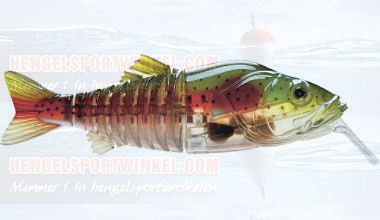 Flex Phantom Tiger Red  17 cm.