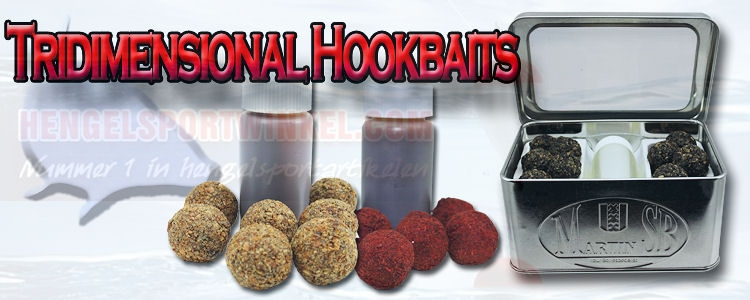 3 Dimensional Hookbaits Wild Tigernut
