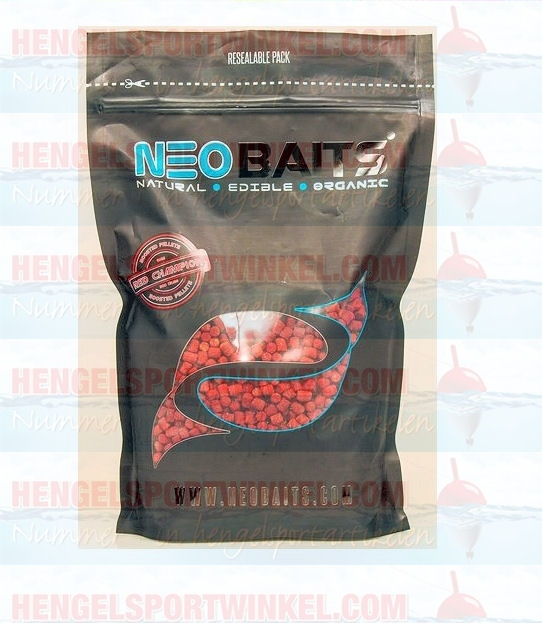 Boosted Pellets (900 gr.) Red Champion