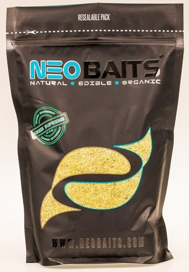 Crushed Groundbait (900 gr.) Green Supreme