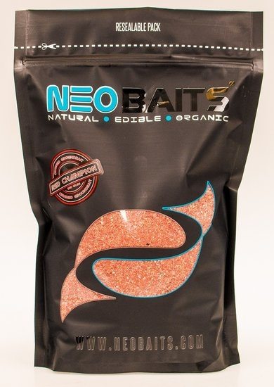 Crushed Groundbait (900 gr.) Red Champion