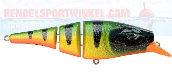 Pike Fighter Triple Jointed Jr. Masked Perch
