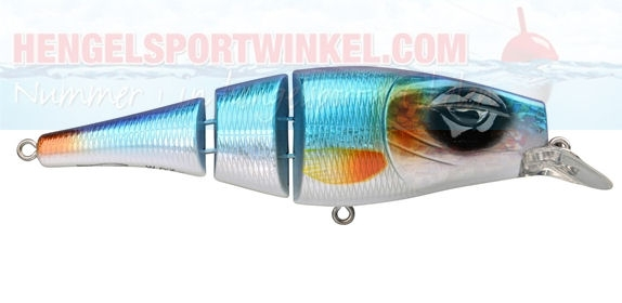 Pike Fighter Triple Jointed Jr. Blue Shiner