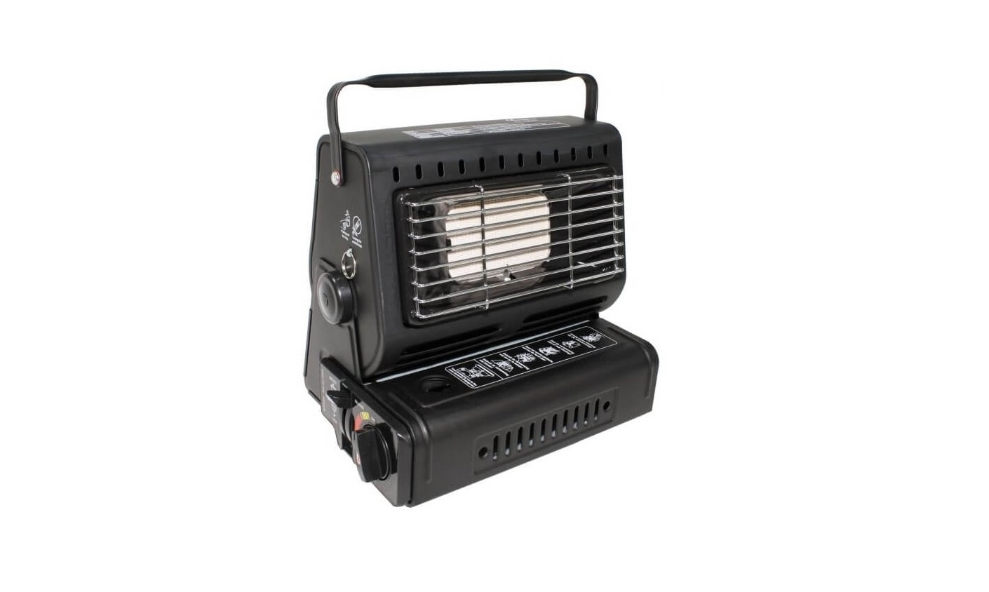 Bearcreeks Portable Gas Heater de luxe