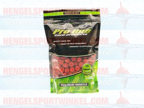 Proline Strawberry Boilies 1 Kg.