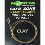 Korda Kamo Leader Ring Swivel  Clay  ( safe zone )
