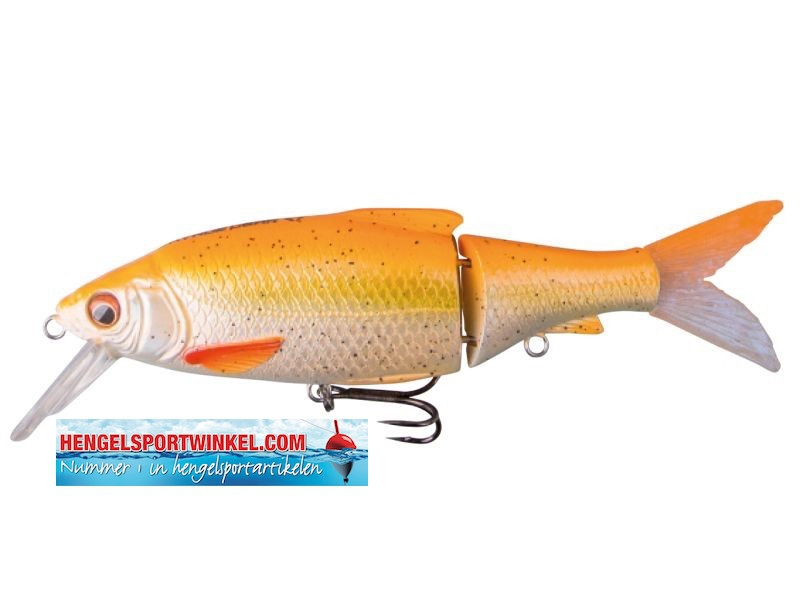 3D Roach Lipster 13cm. Gold Fish