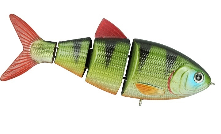 BBZ1 4 inch Green Perch
