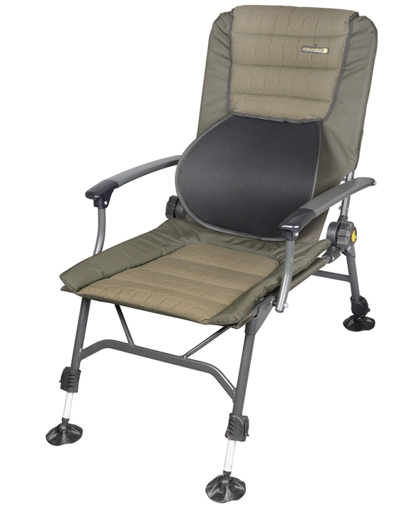 Spro Strategy Lounger Seat de Luxe