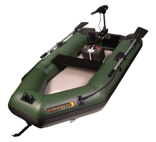Spro Strategy Rubberboot 230 met Airdeck