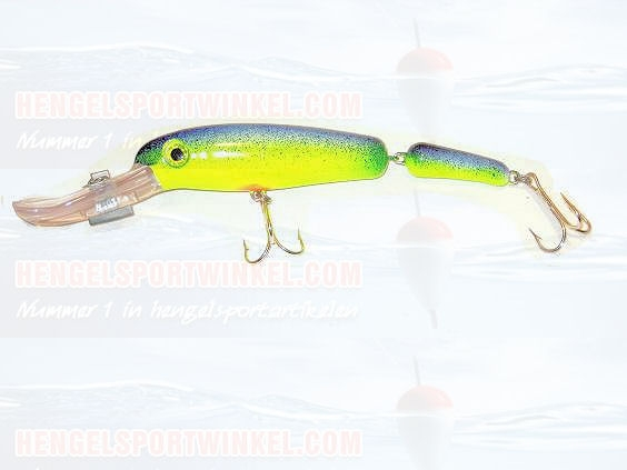 Mann's Stretch Jointed 30 + Splatterback